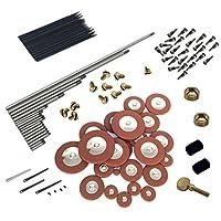 Shiwaki アルトサックスメンテナンスアクセサリーDIYの1セット耐久性のある修理部品