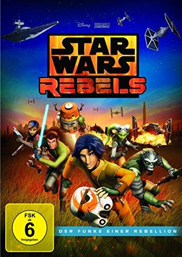 Star Wars Rebels - Der Funke einer Rebellion