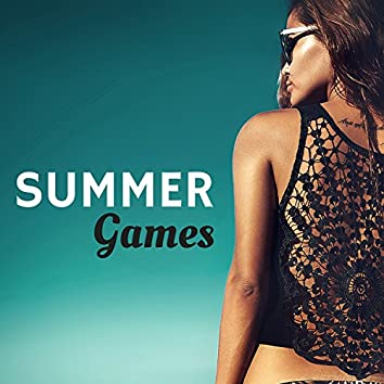 Summer Games - Ultimate Lounge Music for Summer Cocktail and Instrumental Chillout for Ibiza Party