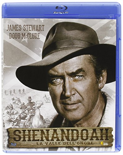 Shenandoah (La Valle Dell'Onore) [Blu-Ray Region A/B/C Import - Italy]