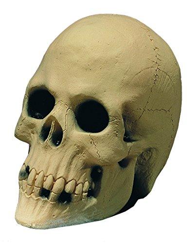 Rubie's Costume Rubbr Skull-Foam Filled Costume
