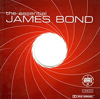 The Essential James Bond Film Score Re-recording Anthology