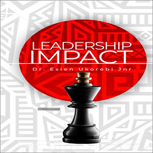 Leadership Impact audiobook cover art