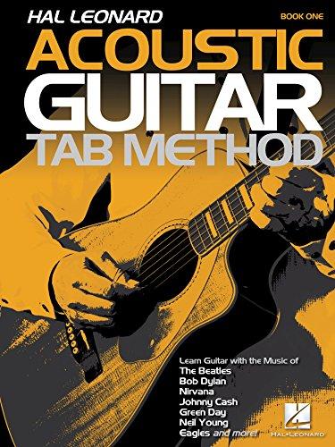 Hal Leonard Acoustic Guitar Tab Method - Book 1: Book Only ...