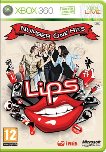 Lips Number One Hits (Software) (Xbox 360) [PEGI]