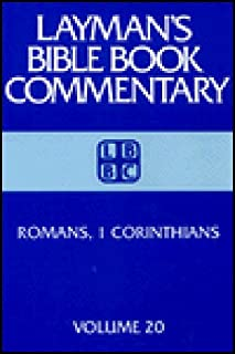 The Layman's Bible Commentary, Romans, I Corinthians (Layman's Bible Book Commentary, 20)
