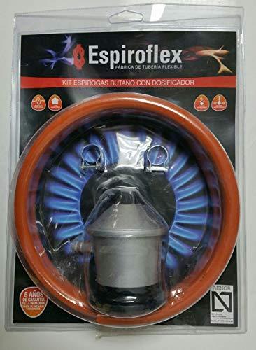 Espiroflex M119547 - Regulador butano...