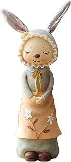 OMING Huchas Creativo Conejo alcancía Regalo de cumpleaños Sala de Estar gabinete de Vino decoración del hogar Adornos de ...