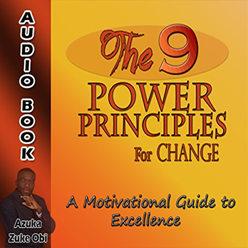 The 9 Power Principles for Change audiobook cover art