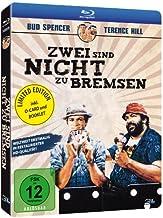 Zwei sind nicht zu bremsen - Limited Edition [Blu-ray] [Alemania]