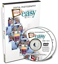 Digital Photography Made Easy :Learn the Secrets of Digital Photography; Email Photos, Print Quality Photos, Make Photo T-Shirts & Coffee Mugs, Make Photo Greeting Cards & Invitations, Save & Store Photos on Learn to use a Scanner & Much More!