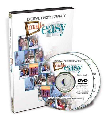 Digital Photography Made Easy :Learn the Secrets of Digital Photography; Email Photos, Print Quality Photos, Make Photo T-Shirts & Coffee Mugs, Make Photo Greeting Cards & Invitations, Save & Store Photos on CD, Learn to use a Scanner & Much More!