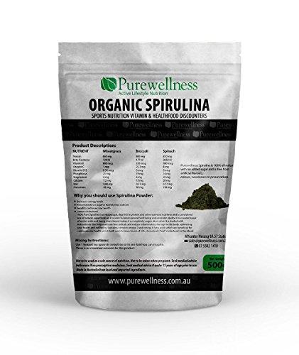 1 kg ORGANIC Spirulina Powder