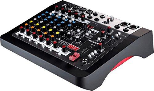 Mixage e Production ALLEN & HEATH ZEDI-10FX Analogici uscite num