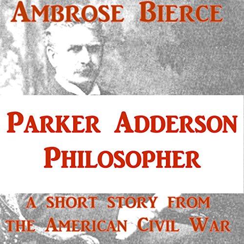 Parker Adderson, Philosopher cover art
