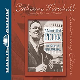 A Man Called Peter audiobook cover art