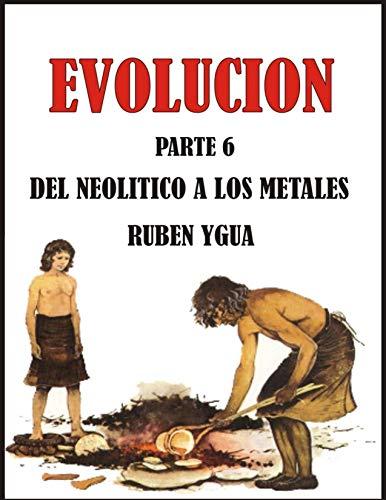 DEL NEOLITICO A LOS METALES: EVOLUCIÓN
