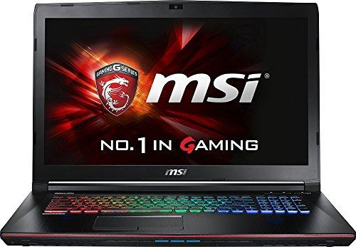 MSI GE72VR Apache PRO-416 - 17.3 '- i7-7700HQ - Nvidia ...