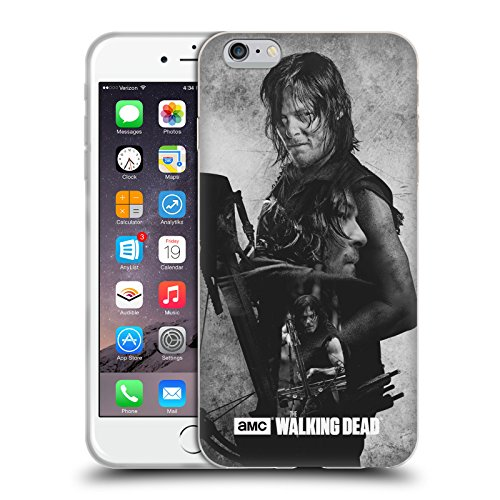 Head Case Designs Officially Licensed AMC The Walking Dead Daryl Double...