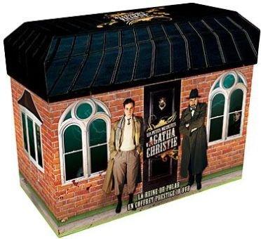 Le coffret DVD intégrale collector Les petits meurtres en famille d'Agatha Christie