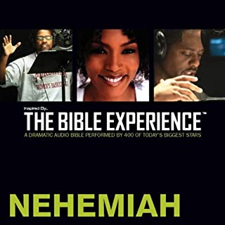 Inspired By … The Bible Experience Audio Bible - Today's New International Version, TNIV: (15) Nehemiah audiobook cover art