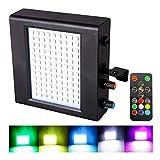 Estroboscopio Atómico Luces LED, 108 piezas Color luz estroboscópica con Control Remoto, Luz Intermitente Súper Brillante, Luces de juego LED discoteca