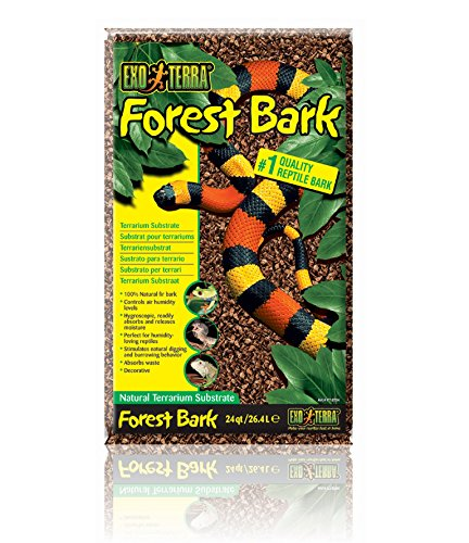 Exo TerraSustrato TropicalForestBark - 26,4L