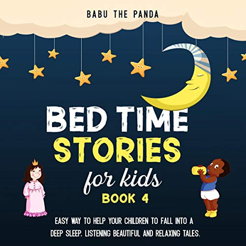 Couverture de Bed Time Stories for Kids