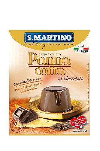 S.Martino Panna Cotta al Cioccolato - 110 gr