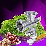 Picadora de carne manual Embutidora de salchichas Picadora de manivela Picadora multiusos Picadora de carne manual Aparato de cocina para fideos de salchicha de carne