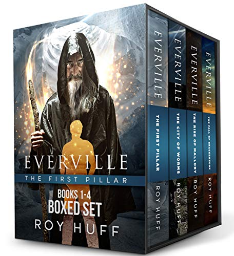 Everville: Books 1-4 Boxed Set by [Roy Huff]