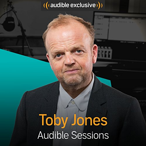 Toby Jones cover art