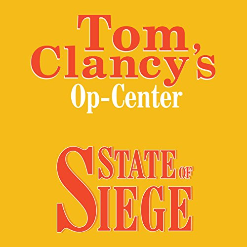 State of Siege audiobook cover art