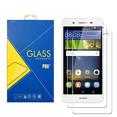 [2 Pack] Pellicola Vetro Temperato Compatibile Huawei P8 Lite / ALE-L21 - Schermo Antiurto Antigraffio