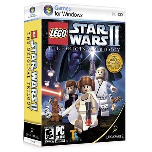 Amazoncom Lego Star Wars Ii The Original Trilogy Pc Games