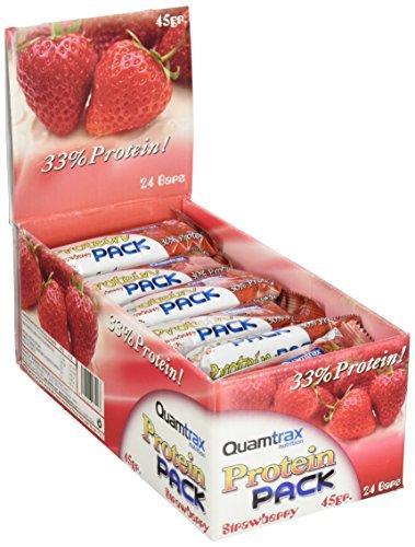 Barritas energéticas Quamtrax Nutrition