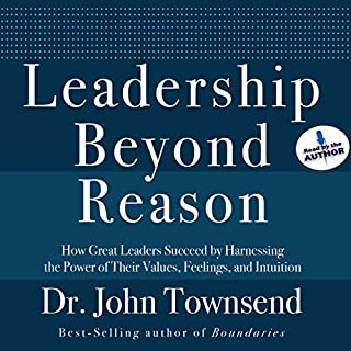 Leadership Beyond Reason audiobook cover art