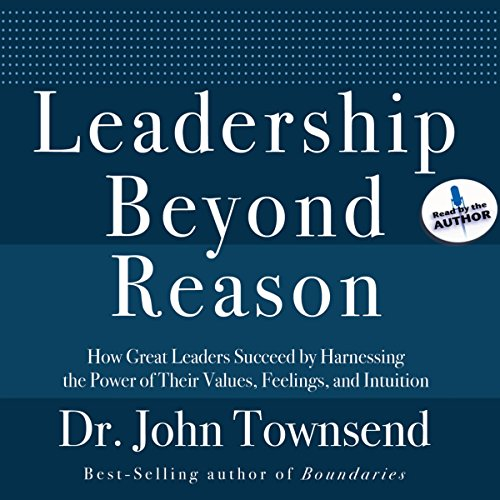 Leadership Beyond Reason audiobook cover art