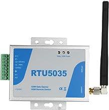 OWSOO Abridor de Puerta GSM/2G Control Remoto On/Off Llamada y SMS Gratuita Soporte 850/900 / 1800 / 1900MHz