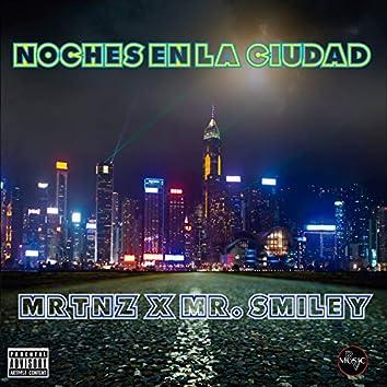 Noches en la Ciudad (feat. Mr. Smiley)