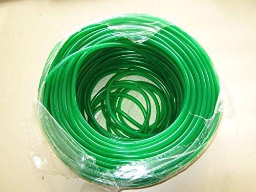 50 m PVC Tuyau à air Vert 4/6 mm