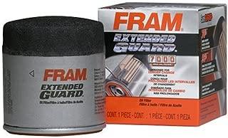Fram XG3593A Extended Guard Passenger Car Spin-On Oil Filter (Pack of 2)
