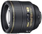 Nikon AF-S NIKKOR 85mm f/1.4G Negro - Objetivo (10/9, 0,85 m, Automático/Manual, 8,5 cm, 28,30°, HB-55 LF-1 LC-77 CL-1118)
