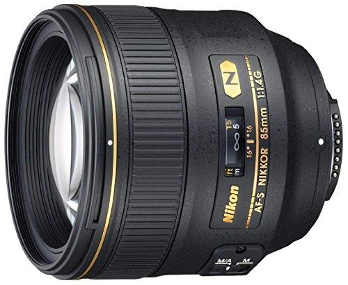 Objetiva Nikon 85mm f/1,4G AF-S