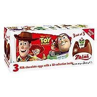 Zaini ザイーニ トイストーリー チョコエッグ ディズニー チョコレートエッグ