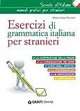 Esercizi di grammatica italiana per stranieri