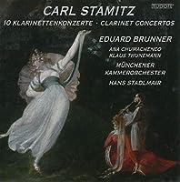 Stamitz: 10 Clarinet Concertos