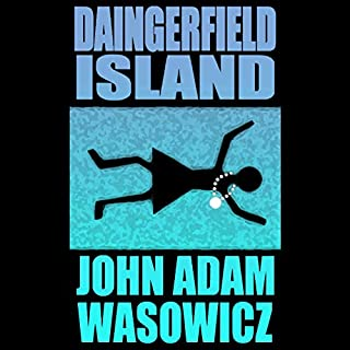 Daingerfield Island audiobook cover art