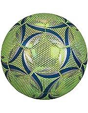 Fluorescerende voetbal Mooie kleur en uitstekend ontwerp.
