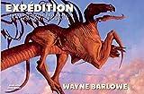 Expédition - Carnets de notes, de croquis et de peintures relatant l'exploration de 2358 après J.C. de l'exoplanète Darwin IV